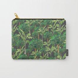 Backyard Pattern Carry-All Pouch