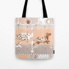 The Unpluged Amusement Park Tote Bag