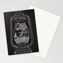 Storm Lantern... Stationery Cards