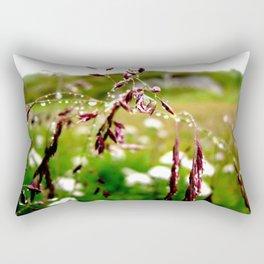 Summer tears Rectangular Pillow