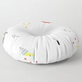 circus Floor Pillow