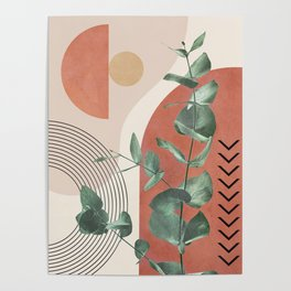 Nature Geometry IV Poster