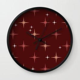 Kerinci Wall Clock