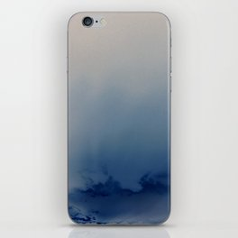 Minnehaha Blue iPhone Skin