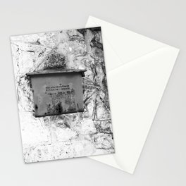 Mail Metal Box - Photography Stationery Cards