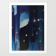 Nightfall Art Print