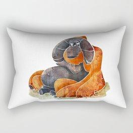 Orangutan Rectangular Pillow