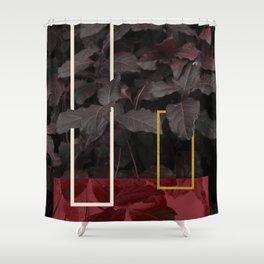 Burgundy Fall #society6 #decor #buyart Shower Curtain