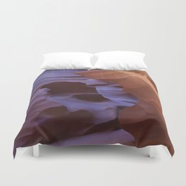 Antelope  Canyon #4 Duvet Cover