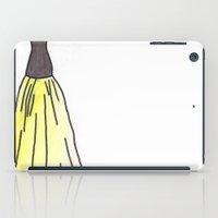 hufflepuff iPad Cases featuring Hufflepuff Dress by AlwaysRiverose