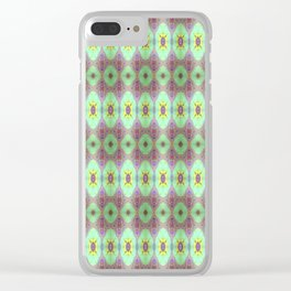Cross It Clear iPhone Case