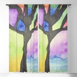 Tree of Faith Blackout Curtain