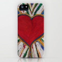 Complex Love iPhone Case