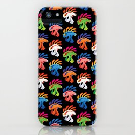 Murloc Swarm iPhone Case