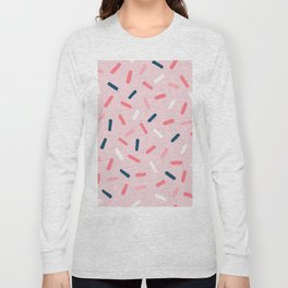 Blush Candy Rain Long Sleeve T-shirt
