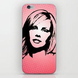 Charlize Theron - Pop Art iPhone Skin