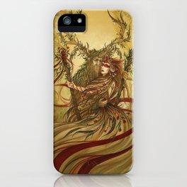 Beltane iPhone Case