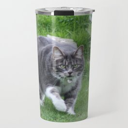 On the Prowl Travel Mug