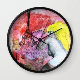 PIPE DREAM 027 Wall Clock