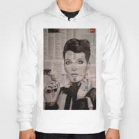florence Hoodies featuring FLORENCE  by Aidan Reece Cawrey