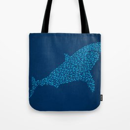 School Of Camouflage Tote Bag