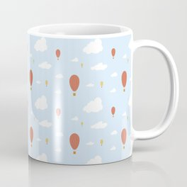 Air Balloons in the Sky Coffee Mug