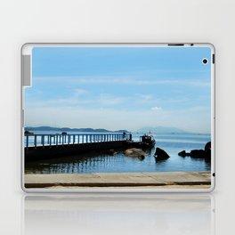 BRIDGE OVER THE SEA-Brasil  Laptop & iPad Skin