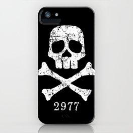 Space Pirate iPhone Case