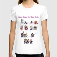 nori T-shirts featuring Sailor Dwarves of Erebor by Rshido