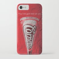shaun of the dead iPhone & iPod Cases featuring Shaun of the Dead by bergertime