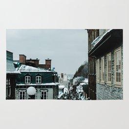 old Quebec Rug