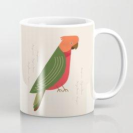 Australian King Parrot, Bird of Australia Coffee Mug