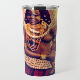 Uwar jarumi Travel Mug