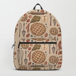Pie Baking Collection Backpack