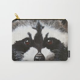 Raccoon - Charley - by LiliFlore Carry-All Pouch