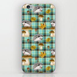Hedgehogs iPhone Skin