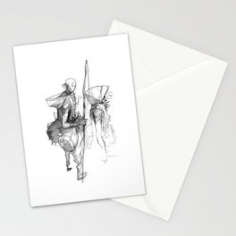 Nomad1 Stationery Cards