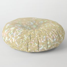 Champagne Floor Pillow