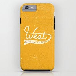 West iPhone Case
