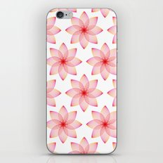 Gradient Strings Blossoms iPhone & iPod Skin