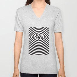 Third Eye Unisex V-Neck