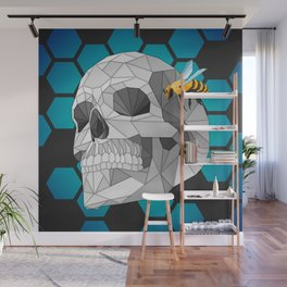 You Will Echo My Death Wall Mural