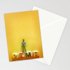 Lando at the Partay Stationery Cards