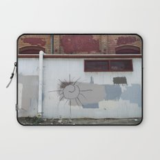 Other Side of the Tracks Laptop Sleeve