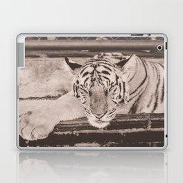 Kitty Noir, Indochinese Tiger Laptop & iPad Skin