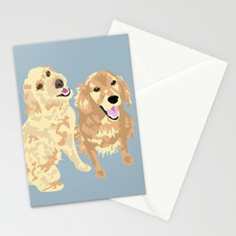 Libby and Apollo Stationery Cards