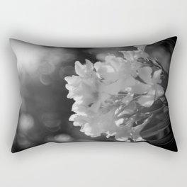 Noir Garden Rectangular Pillow