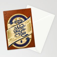 TARDIS Beer Stationery Cards