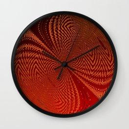 BRASS DRAGON Wall Clock