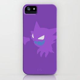 Haunter iPhone Case